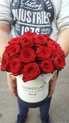 """коробочка """"Красная роза"""""""