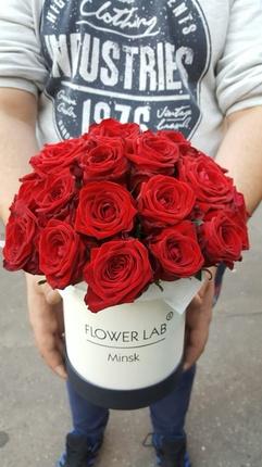 "Композиция ""Красная роза"""