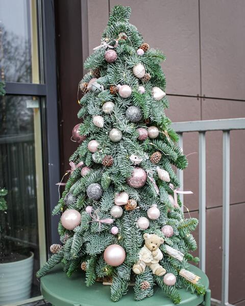 """Новогодняя ель """"Лесная Сказка"""""""