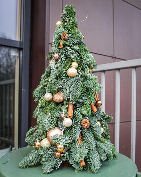 """Новогодняя ель """"Ароматная"""""""