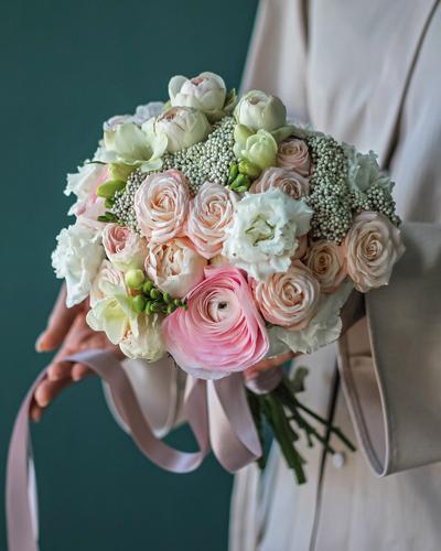 """Букет невесты """"Тихое счастье"""""""