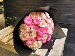 """Букет """"из 11 кустовых роз"""""""