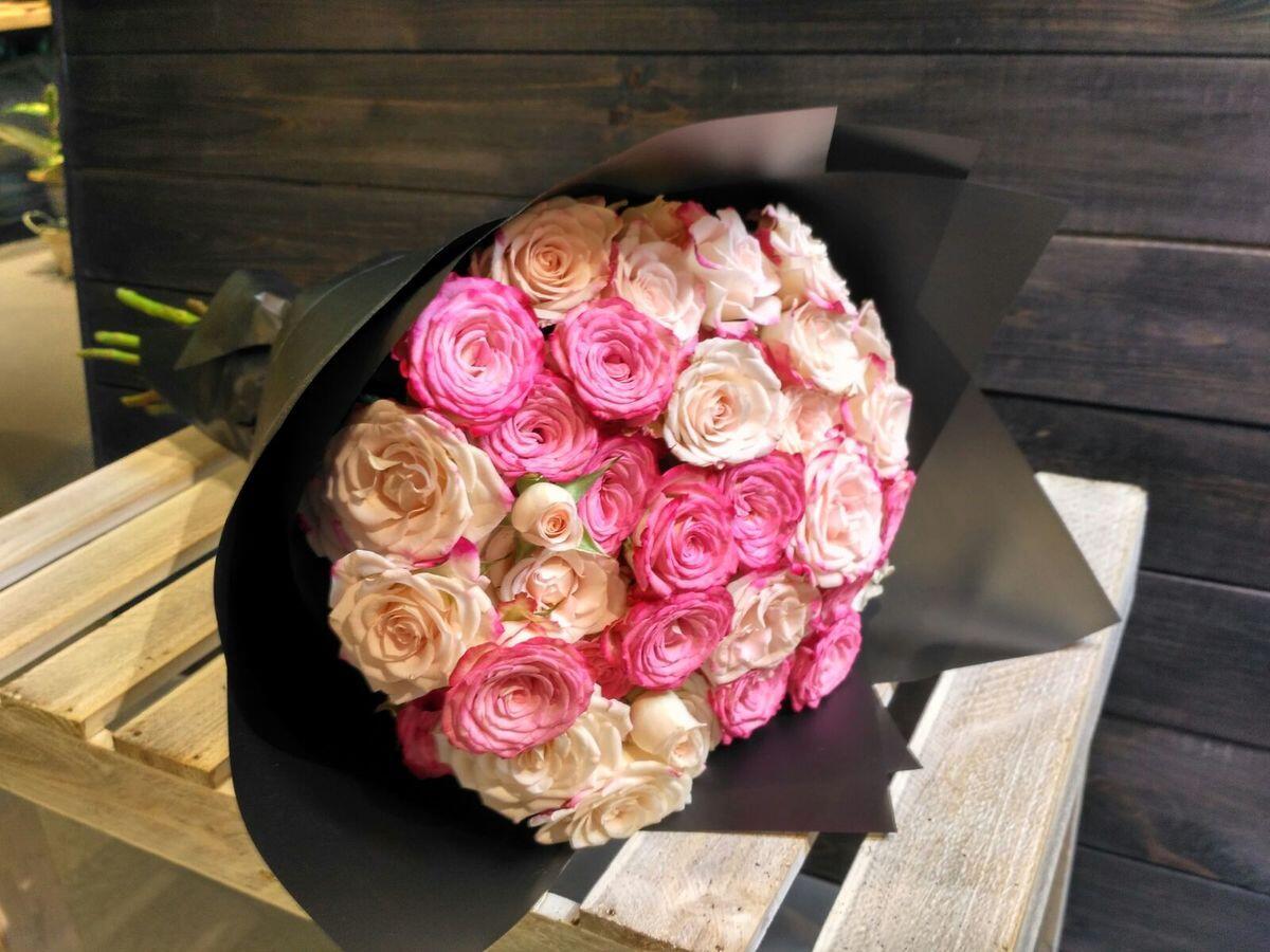 """Букет """"Из кустовых роз"""""""