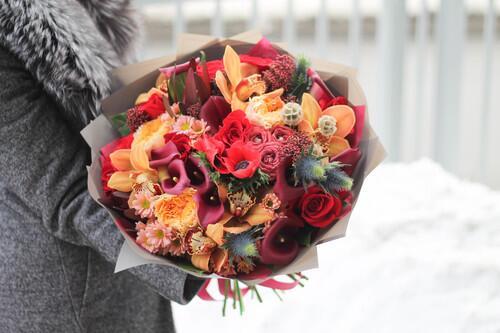 """Букет """"Цветочный рай"""""""