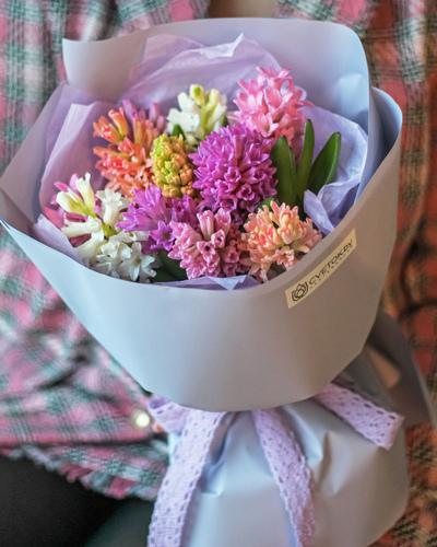 Букет Самоцветы