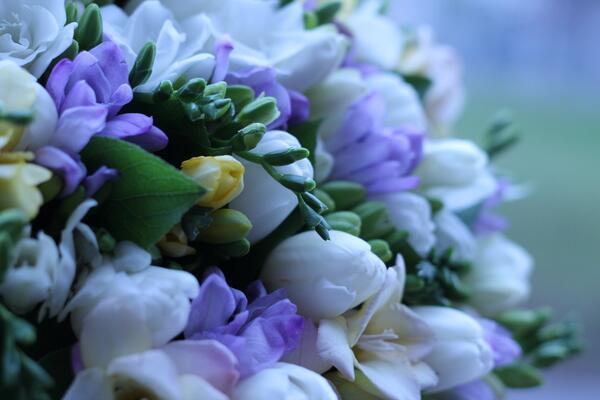 """Букет """"Дыхание весны"""""""