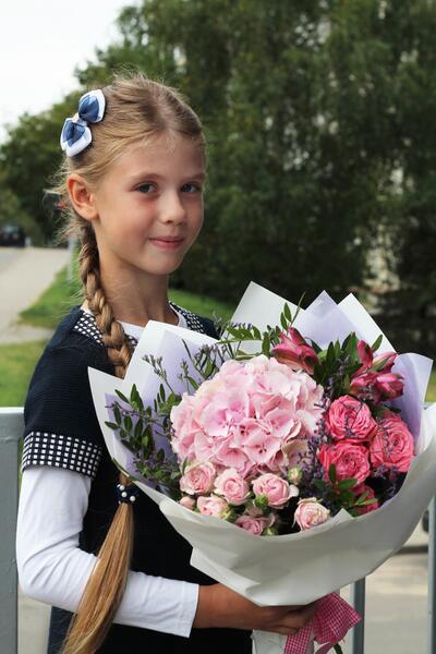 """Букет """"Очаровательная История"""""""