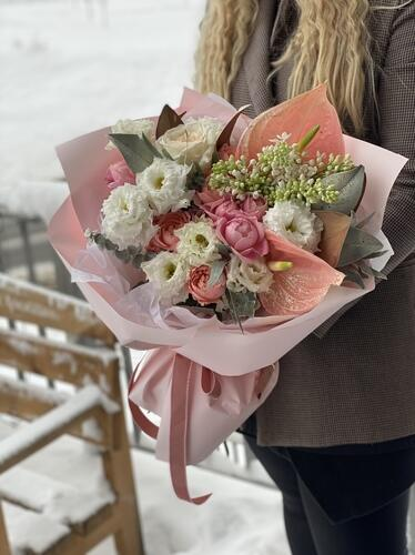 """Букет """"Зимняя нежность"""""""