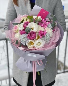 "Букет ""Зимний праздник"""