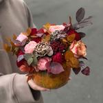 "Композиция ""Осенний комплимент"" №3"