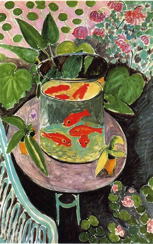 """Букет """"Красные рыбки"""""""
