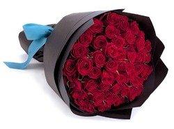 """Букет """"из 11 красных кустовых роз"""""""