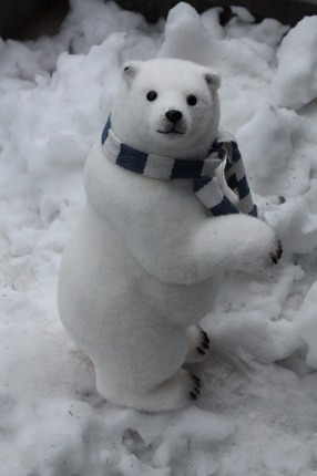 """Игрушка """"Северный медведь"""""""