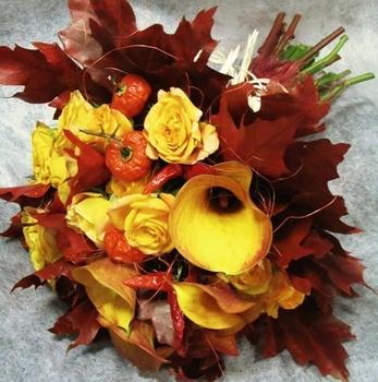 Букет «Золотая осень»
